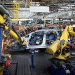 Automotive OEM Spot Welding